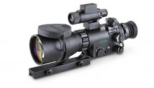 Rifle Gun Shooting  Riflescope Hunting Night Vision Sight Infrared Illuminator
