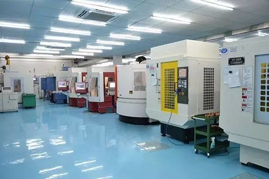 Automation of mould manufacturing plant