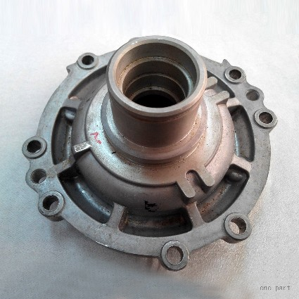 China CNC Customized Machining Parts for Water Pump Cover - C