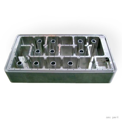 China CNC Machining Parts for Plastic Mould - China CNC Parts