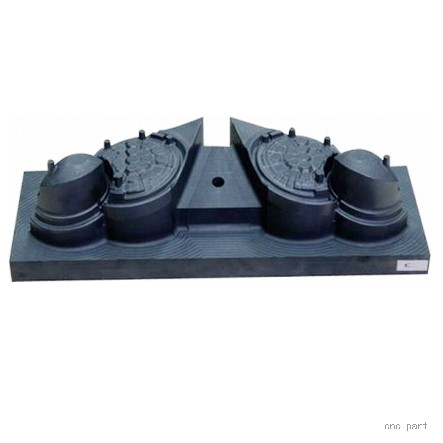 China CNC Customized Machining Parts for Mould - China CNC Pa
