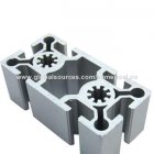 machined part -Aluminum Extrusion Profile for Industry