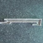 cnc machining jobs-Customized plastic part by CNC machining, made of acrylic