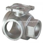 cnc foam cutter-Ball valve Part, Made of Stainless Steel by Investment Casting