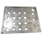cnc machinest-Aluminum Plate by CNC Milling
