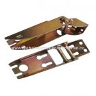 build your own cnc-Metal Stamping Part, Made of Steel with Yellow Zinc-plated, Customized Specifications are Accepted