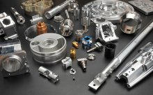 Five-axis CNC machining parts